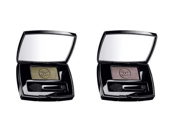 Chanel les contrastes fall 2010 makeup collection - осенняя коллекция макияжа шанель - отзывы о косметике - косметиста.